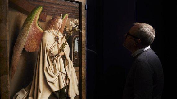 Одно из главных музейных событий в мире – выставка «Ван Эйк. Оптическая революция»