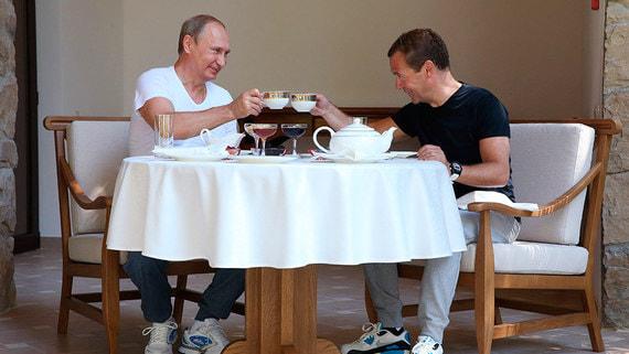 Бывшие президенты России получат пожизненный статус сенаторов