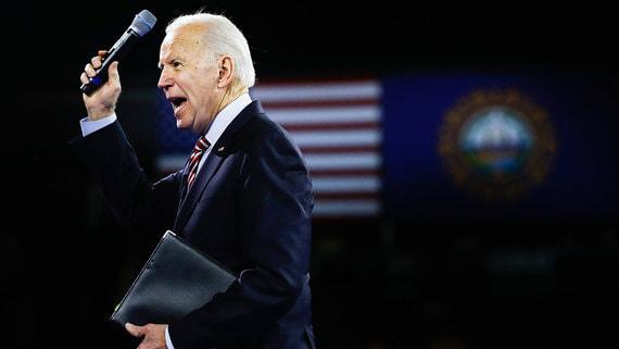 Шансы Джо Байдена на участие в выборах президента США зависят от Нью-Гемпшира