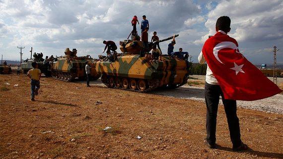 Турция обещает атаковать сирийские войска
