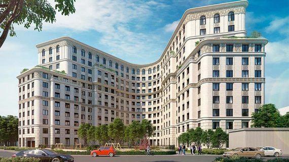 «Интеко» может построить жилой комплекс на месте «Коммерсанта»