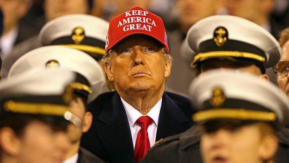Президент США Дональд Трамп ищет переговорщика по разоружению