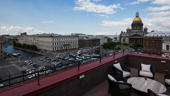 Впервые два российских отеля получили высший рейтинг Forbes Travel Guide