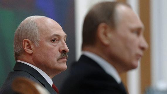 Лукашенко обвинил Россию в намеках на объединение с Белоруссией
