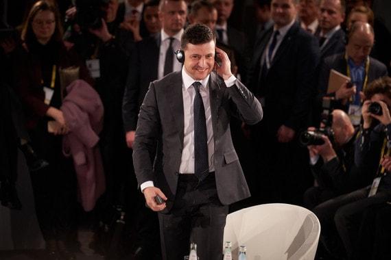 «Наше желание — провести выборы в Крыму». Что сказал Зеленский на конференции в Мюнхене
