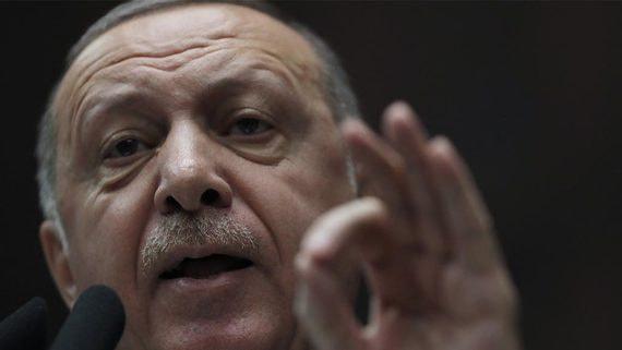 Эрдоган обвинил российских военачальников в «руководстве войной» в Ливии