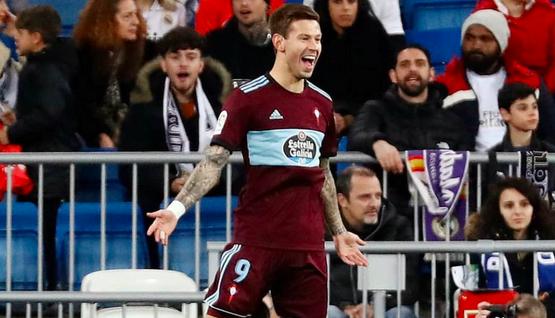 Смолов забил первый гол в чемпионате Испании