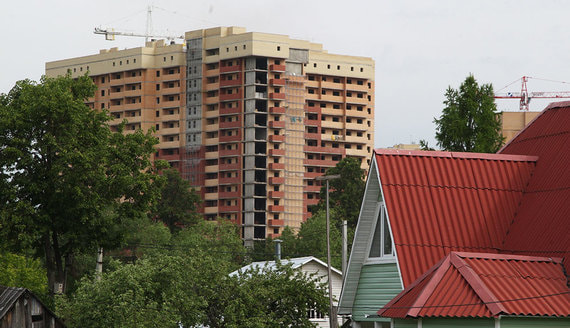 Около 80 млн кв. м жилья планируют сдать в эксплуатацию в 2020 году в России