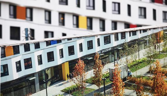 За год средняя московская квартира подорожала на 1 млн рублей