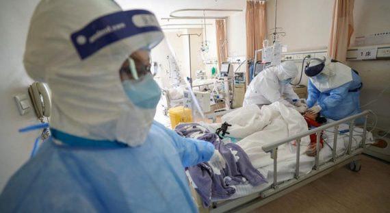 Число погибших от коронавируса превысило 2000