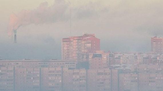 Глава Росприроднадзора приедет в Красноярск после жалоб на грязный воздух