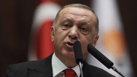Эрдоган назвал вопросом времени новую военную операцию в Идлибе