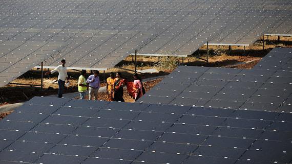 Солнечная энергия уже может конкурировать с углем