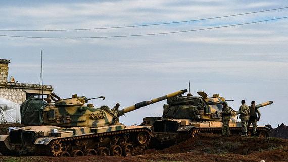 Россия впервые официально обвинила Турцию в поддержке боевиков