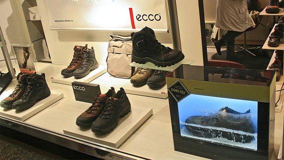 Датский производитель обуви Ecco купил российского партнера