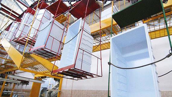 Производство холодильников «Саратов» закроют из-за высокой конкуренции