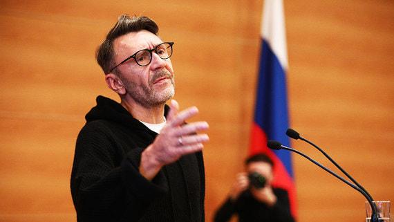 Сергей Шнуров вступил в Партию роста