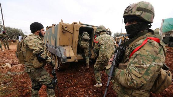 Путин и Эрдоган договорились работать над снижением напряженности в Идлибе