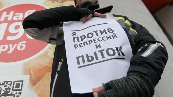Почему протесты против пыток должны продолжаться