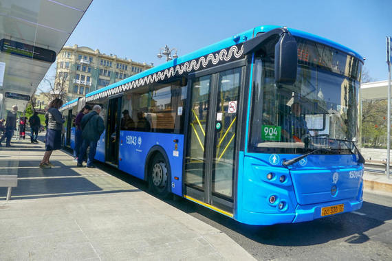 С 1 марта в московском наземном транспорте отключат Wi-Fi