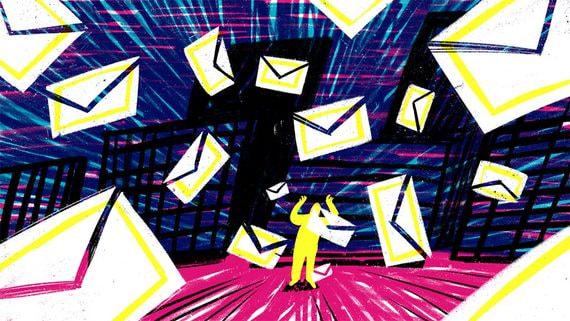 Какие письма налоговые инспекторы рассылают малому бизнесу