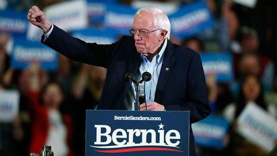 Все больше демократов поддерживают Берни Сандерса в президентской кампании