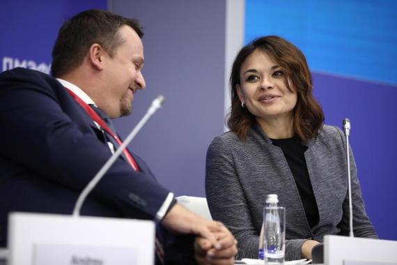 Ксения Шойгу станет управляющим партнером венчурного фонда АФК «Система»