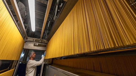 Крупнейший производитель пасты в мире расширяет бизнес в России