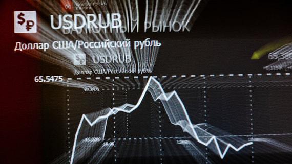 Рубль и фондовый рынок ускорили падение