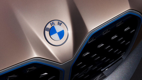 BMW обновит логотип впервые за 23 года