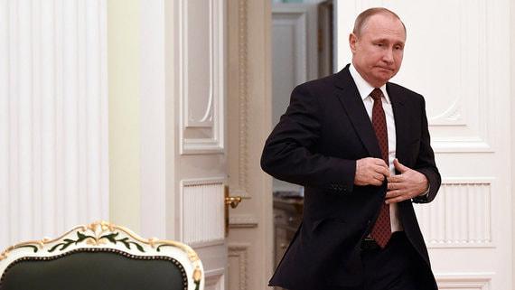 Путин объявил об отмене следующей рабочей недели