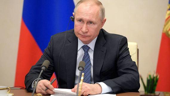 Путин: кризис из-за коронавируса будет тяжелее, чем в 2008 году