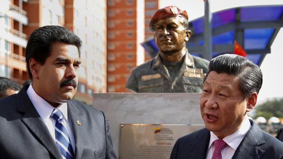 Reuters: Венесуэла просит финансовой помощи у Китая