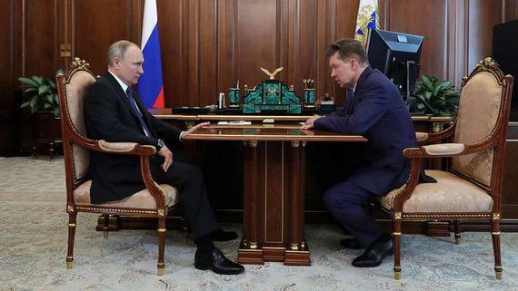 Путин одобрил «Газпрому» подготовку строительства «Силы Сибири-2»
