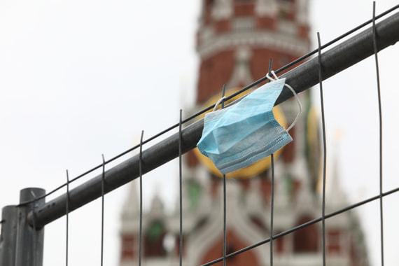 Москвичам запретят находиться на улице без специального пропуска