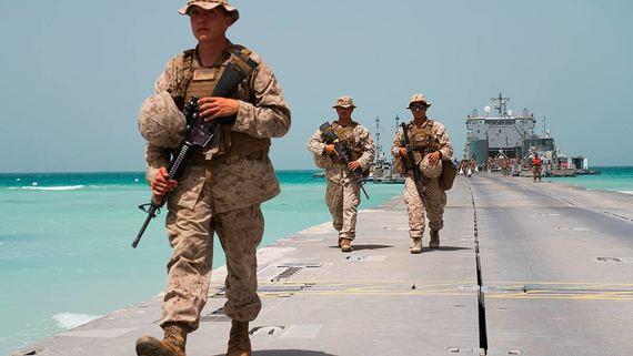 США сворачивают военную активность за рубежом из-за коронавируса