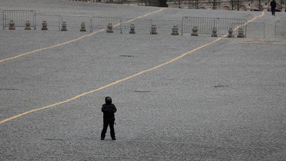 Режим самоизоляции для москвичей продлили до 14 апреля