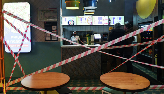 90% кафе и ресторанов могут не вернуться из самоизоляции