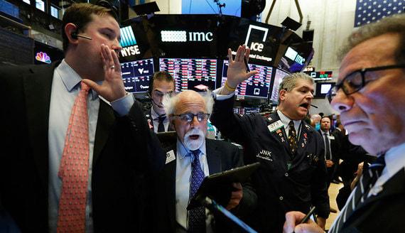 Фондовые рынки пережили худший квартал с 2008 года