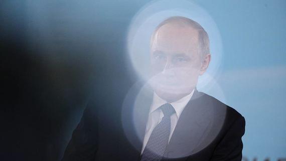 Президент вынужден удалиться