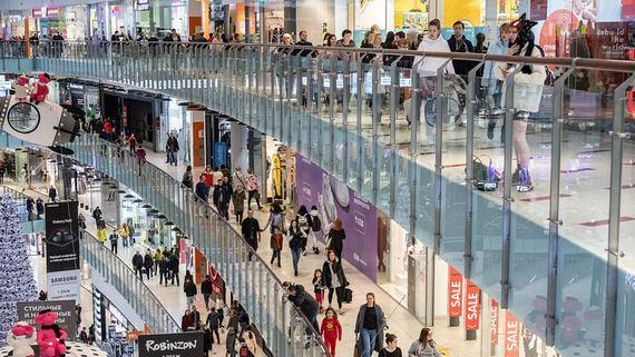 Владельцы торговых центров предупредили о дефолте по кредитам