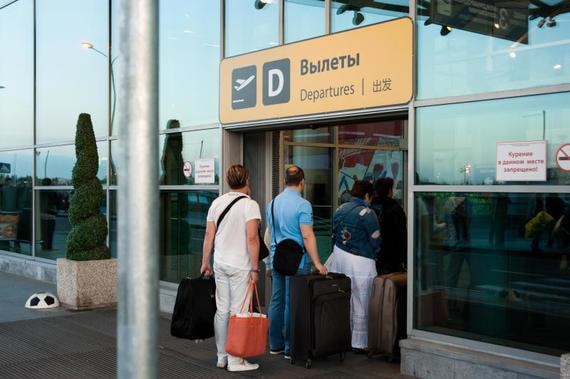 Аэропорт «Шереметьево» закрыл из-за коронавируса три терминала из шести
