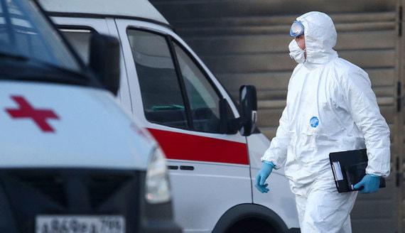 В России за сутки выявлено 440 больных коронавирусом