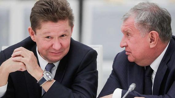 «Роснефть» просит облегчить доступ к экспорту СПГ