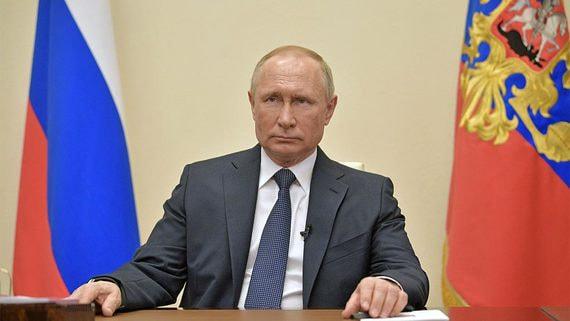 Путин расширил полномочия губернаторов для борьбы с коронавирусом