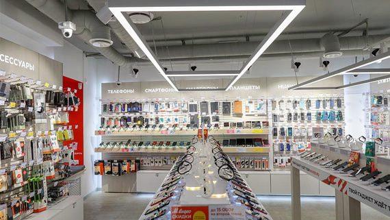 Магазины электроники теряют клиентов из-за карантина