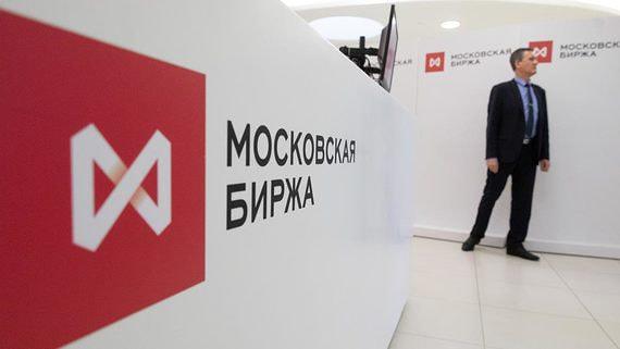 Оборот торгов на Московской бирже в марте установил рекорд