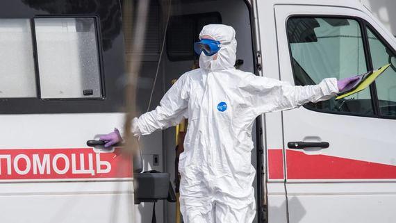 В России выявлено 582 новых случаев коронавируса