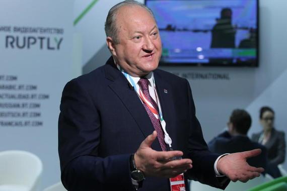 Губернатор Камчатки Владимир Илюхин подал в отставку