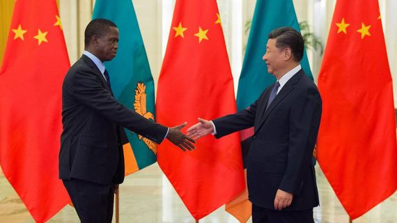 Китай тайно одолжил развивающимся странам более $200 млрд